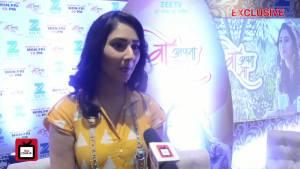 Disha Parmar describes Woh Apna Sa in 3 words