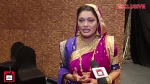 Meet Pallavi Joshi aka Tarabai from Peshwa Bajirao