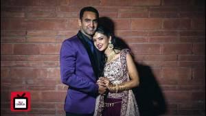Pooja Banerjee's PRE-WEDDING shoot!