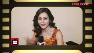 #CelebDiary -If not an actor I would have been a lawyer : Priyal Gor