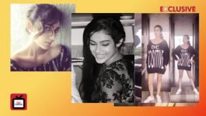 Aakanksha Singh's makeup tale