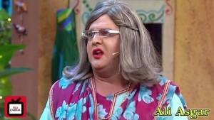 Actors who dressed as women on TV
