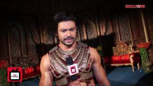 Comparisons will happen; we have to accept it: Vishal Aditya Singh