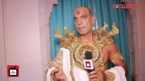 My Costume weights around 15 Kgs: Manish Wadhwa