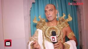 My Costume weights around 15 Kgs: Manish Wadhwa