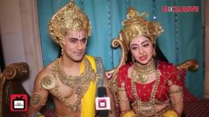 Vishal Karwal and Neha Sargam talk about their roles in Shri Krishna