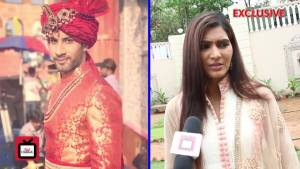 Swabhimaan's Sangeita talks about her co-star Saahil