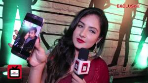 Puja shows us her phone gallery