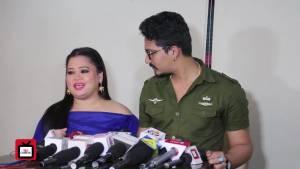 Bharti-Harsh reveal their wedding date!