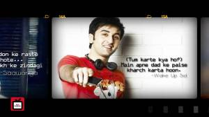 Birthday wishes to Ranbir Kapoor