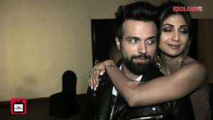 Shilpa Shetty makes Rithvik and a reporter go blank!