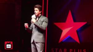 When TellyChakkar's Sandip asked SRK about intellectualism and Bigg Boss at Ted Talks launch
