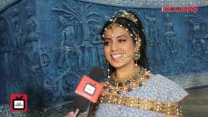 Akshara talks about her character in Porus