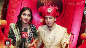 Tejasswi and Rohit speak about their characters in Rishta Likhenge Hum Naya
