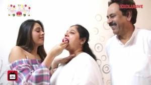 Hiba Nawab celebrates her birthday with TellyChakkar