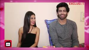 Namik & Donal recieve fan gifts for Valentines