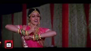 Legendary Sridevi's charisma over the years