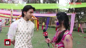 Rohit Suchanti celebrates Holi with TellyChakkar