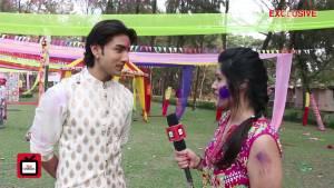 Rohit Suchanti celebrates Holi with TellyChakkar