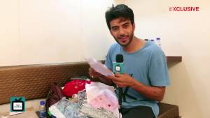 Vikram Singh Chauhan would love to meet fans over receiving gifts