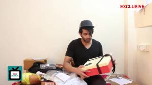 Namik Paul aka Shiv is ecstatic on being pampered by fans - Gift Segment Part 1