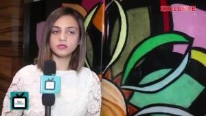 Salman's sister Shweta showcases her artistic streaks