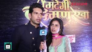 Rahul Sharma and Shivangi Tomar share insights from the show