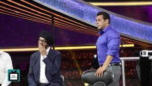 Salman Khan reacts to Race 3 trolling