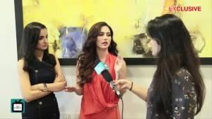 Sana gave me make up tips while shooting for Zindabaad- Sanaya Irani