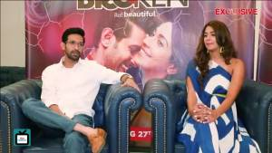 Vikrant Massey and Harleen Sethi talk about their first 'heartbreak'