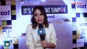 Swara Bhaskar talks about her character in It's not that Simple 2
