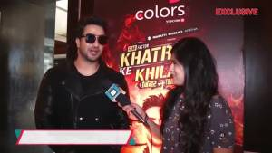 Bharti was a tough competition in Colors Khatron Ke Khiladi 9- Aly Goni
