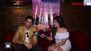 Sumeet Vyas gets chatty about TVF Trippling 2 and 'Spills the Beans' about his co-star's