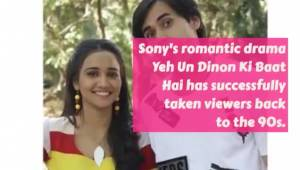 Naina REGRETS marrying Sameer in Yeh Un Dinon Ki Baat Hai