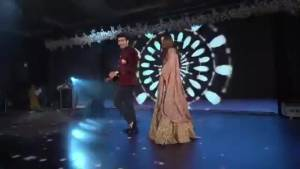 Sangeet Diaries | A sneak peek to Ssharad Malhotra-Ripci Bhatia's dance performance