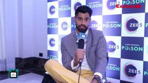 I am terribly scared of reptiles: Tanuj Virwani