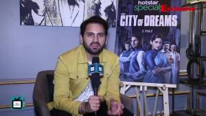 Siddharth Chandekar -I didn't read the script of City of Dreams before saying 'YES'