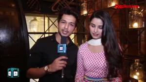 Fahad Ali and Chetna Pande talk about their love life
