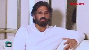 I hope Ahan and Akshay's son Aarav are friends - Sunil Shetty