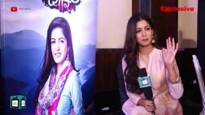 Ishita Datta shares her definition of 'Bepannah Pyaar'