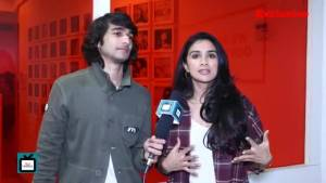Shantanu and Nityaami open up about their school/ college crushes