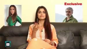 Sayantani Ghosh interviews someone from the cast of NaamKarann