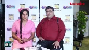 Kiku Sharda and Gaurav Gera take about Dr. Prann Lele on Sony Max