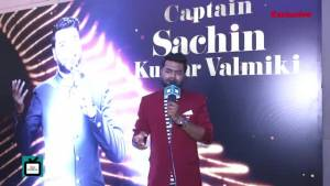 Sachin Valmiki shares his strategies as a captain of Superstar Singer