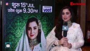 Simone Singh gets chatty about the off-screen bond between the leads of Colors Bahu Begum