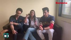 Angad, Ankitta and Paras spill eachothers secrets while shooting for Zee5' Ishq Aaj Kal