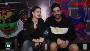 Aly Goni & Natasha share strategies to ace Nach Baliye 9