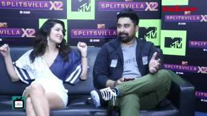 Sunny and Rannvijay react to 'Worst pickup lines'