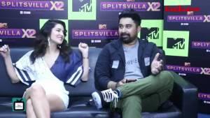 Sunny and Rannvijay react to 'Worst pickup lines'