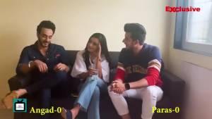 Ankitta Sharma turns a judge as Angad Hasija & Paras Kalnawat show their romantic quotient